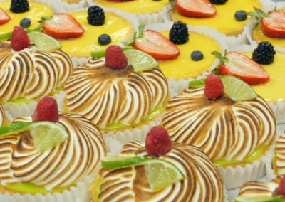 bakery tarts