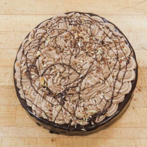 hazelnut torte cake