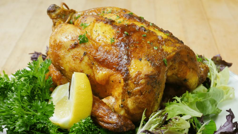 Rotisserie Chicken Whole
