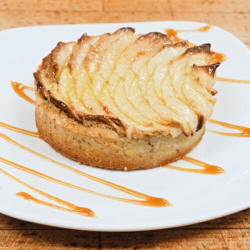 apple fruit tart